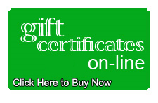 Click here to buy your gift certificate today!