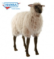HANSA Life-Size Sheep (3595) - FREE SHIPPING!