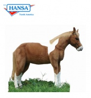 Paint Pony Horse Ride-On (3772) - FREE SHIPPING!