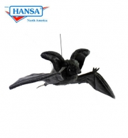 HANSA Lifelike Bat (4793)