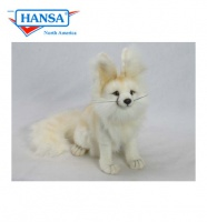 Arctic Fox Long Eared Seated (3252)