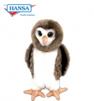 Waldkauz Adult Owl, Brown (3434)
