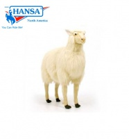 "Sheep Ride-on Bone Color  42""  (3660) - FREE SHIPPING!"