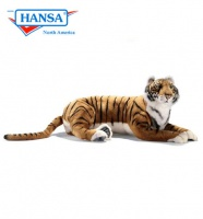 Tiger, Bengal, Lying 40'' (3947) - FREE SHIPPING!