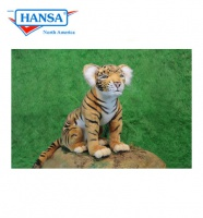 Tiger Cub Large Seated (4330) - FREE SHIPPING!