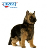 German Shepherd Puppy 20''L (4397) - FREE SHIPPING!