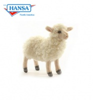 Little Lamb, Cream 7''  Ark size (4562)
