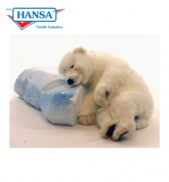Polar Bear Cuddly (Ark Size) (5529)