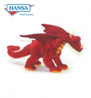 "Great Dragon (Red) 12"" (5937)"