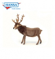 "Reindeer Brown 20.3""H (6194)"