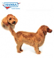 Golden Retriever Animal Seat Life Size  (6346) - FREE SHIPPING!