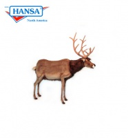 Deer Male Open Mouth 60'' (6394) - FREE SHIPPING!