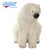 Hansatronics Mechanical Polar Bear Mama (0212) - FREE SHIPPING!