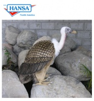 Hansatronics Mechanical Vulture, Extra Large Life Size (0023) - FREE SHIPPING!