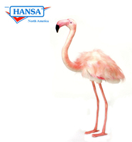 Hansatronics Mechanical Flamingo, Extra Large (0024) - FREE SHIPPING!