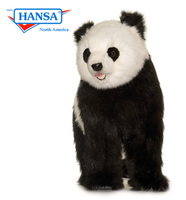 Hansatronics Mechanical Panda Cub,  Walking on All 4's (0313) - FREE SHIPPING!