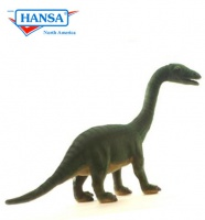 Hansatronics Mechanical Brontosaurus 6.5' (0056) - FREE SHIPPING!