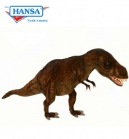 Hansatronics Mechanical T-Rex Studio Size 6.5'L (0057) - FREE SHIPPING!