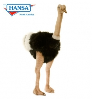 Hansatronics Mechanical Ostrich, Male (0105) - FREE SHIPPING!
