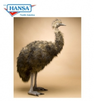 Hansatronics Mechanical Emu, Life Size (0216) - FREE SHIPPING!