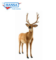 Hansatronics Mechanical Deer, White-Tail (0185) - FREE SHIPPING!