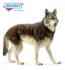Hansatronics Mechanical Timber Wolf, Life Size (0143)