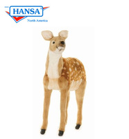 Hansatronics Mechanical Deer, Large Bambi Standing (0125) - FREE SHIPPING!