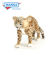 Hansatronics Mechanical Cheetah, Cub Standing (0151) - FREE SHIPPING!