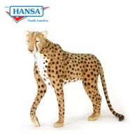 Hansatronics Mechanical Cheetah, Life Size Standing (0137) - FREE SHIPPING!
