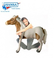 Stuffed Horses and Ponies by Hansa Toys