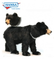 Black Bear Animal Seat (6086) - FREE SHIPPING!