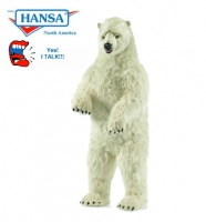Hansatronics Polar Bear Talking and Singing (0531)