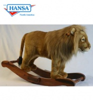 Hansa Lion Rocker (3941) - FREE SHIPPING!