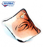 "Tiger Pillow 21"" (6873) - FREE SHIPPING!"