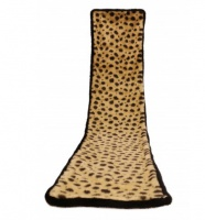 "Cheetah Bed Runner 74.4""L (6904) - FREE SHIPPING!"