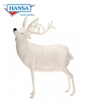 "White Deer 60"" Tall Ride-On (5923) - FREE SHIPPING!"