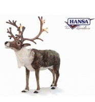 "Nordic Reindeer, Extra Large 65"" (6875) - FREE SHIPPING!"