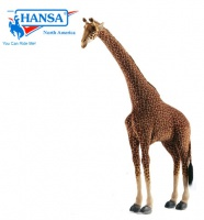 Giraffe 3-1/2 ft. Tall Ride-On (2652) - FREE SHIPPING!