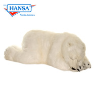 Polar Cub Large Sleeping (4043) - FREE SHIPPING!