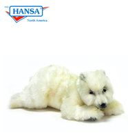Polar Bear Cub Laying (4280)