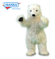 Polar Bear Cub Medium Standing (5257)