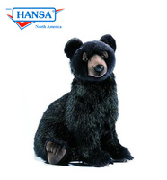 Black Bear Cub, Seated (5056) - FREE SHIPPING!