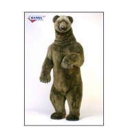 Grizzly Bear, Giant Lifesize (4042) - FREE SHIPPING!