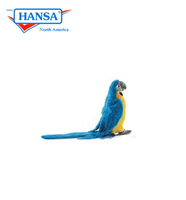 Macaw, Blue and Gold (3068)