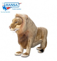 Lion, Male Ride -on (4731) - FREE SHIPPING!