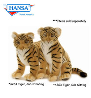 Tiger, Cub Seated (4263)