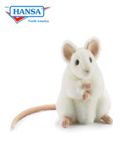 Mouse, White German (5323)