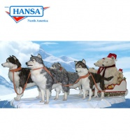 Polar Bear Sleigh (0079) - FREE SHIPPING!