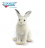 HANSA - Rabbit, White (5842)