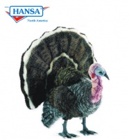 Turkey, Life Size 42'' (4720) - FREE SHIPPING!